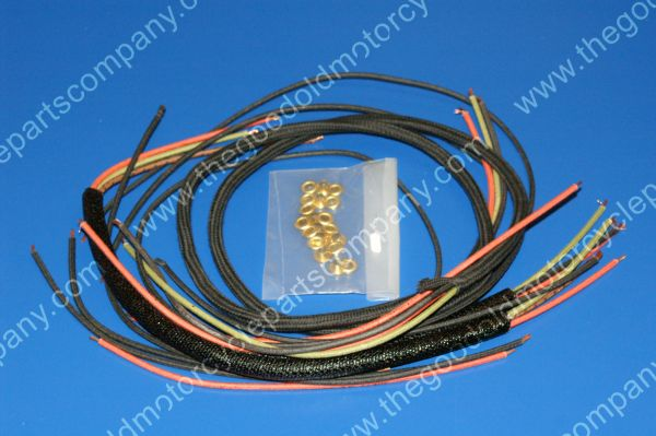 0101 02 05w harley davidson 1916 28 j, jd wiring harness Harley Wiring Harness Diagram at love-stories.co
