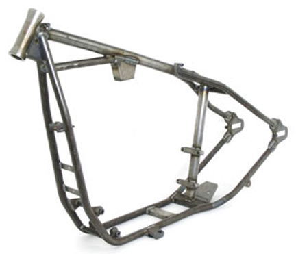 Paughco Wide Tire Rigid Frame For Sportsters