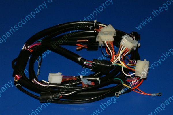 Harley Davidson 6955594 1994 FXLR Main Wiring Harness