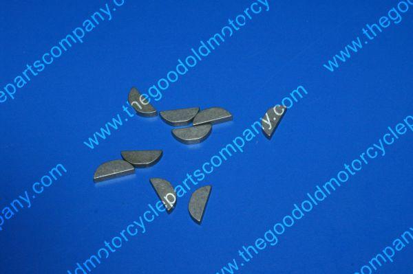 Eastern Motorcycle Parts Gear Shaft Pinion Keys  A-23985-54*