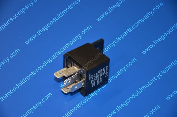 Standard Motorcycle Products Starter Relay MC-RLY4