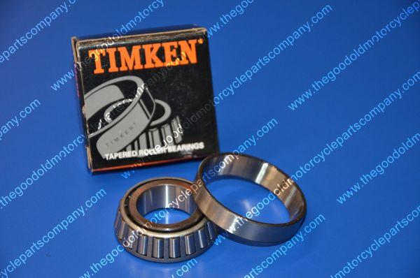 Harley Davidson 48300 60 Timken Triple Tree Bearings Set