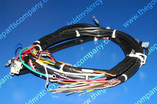 Harley Davidson 6954582A 1982E84 FXR FXRS FXRST Main Wiring Harness