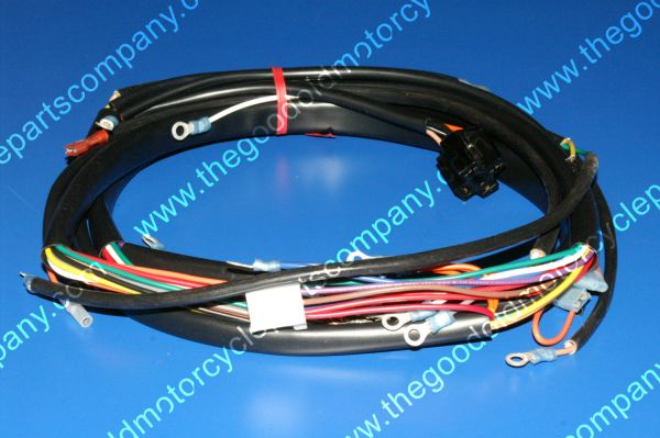 Harley Davidson 69551-85, 1986-88 FXR, FXRS Main Wiring Harness on harley wiring color codes, harley crankcase, harley stator wiring, harley trunk latch, harley choke lever, harley bluetooth interface, harley motorcycle stereo amplifier, harley dash wiring, harley belly pan, harley timing chain, harley wiring tools, harley banjo bolt, harley wiring kit, harley dash kit, harley clutch rod, harley clutch diaphragm spring, harley tow bar, harley wiring connectors, harley headlight harness, harley headlight adapter,