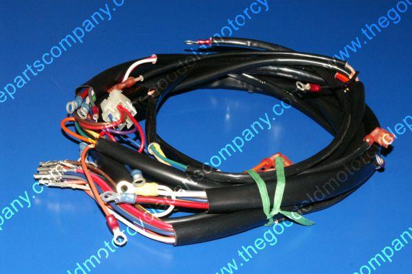 harley davidson     fxr fxrs main wiring
