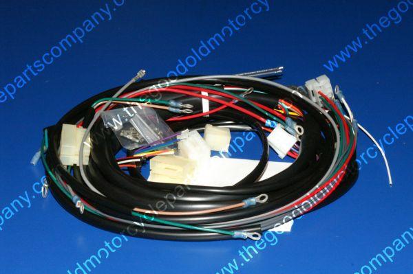 harley davidson 70006 76 complete harley davidson 70006 76 1977 xlh complete wiring harness 73 xlh wiring harness at bayanpartner.co