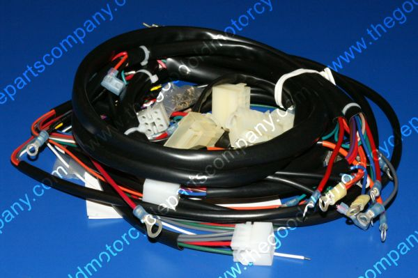 Harley Davidson 70006-82, 1982-E84 XL, XLS Complete Wiring ... on