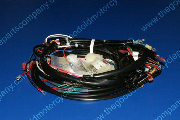 Harley Davidson 70135-84, L1984-85 XL, XLS Complete Wiring ... on