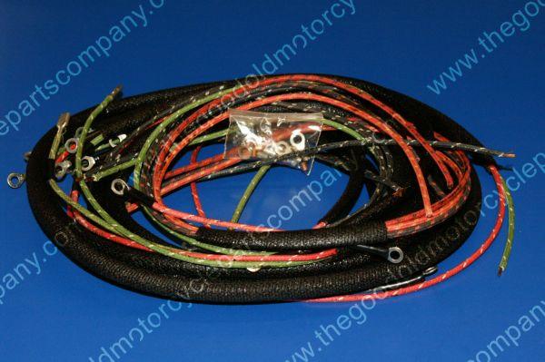 harley davidson 70320 59 harley davidson 70320 59, 1959 64 6 volt sportster xlh wiring harness 73 xlh wiring harness at bayanpartner.co