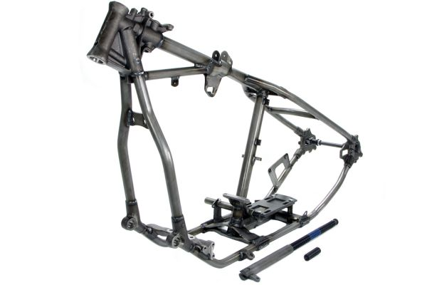 V-Twin Replica Wishbone Frame, Custom Application (51-1953)